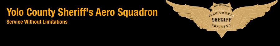 Yolo County Sheriff's Aero Squadron